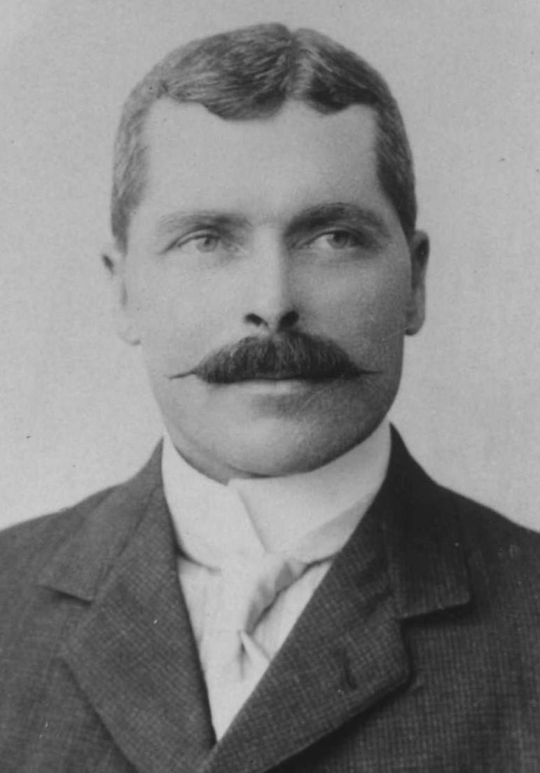 Dr Fred Lovegrove 1875 1938 Harvey History Online